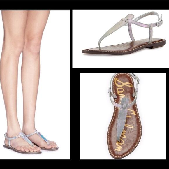 5f02117f8 Sam Edelman Gigi Thong Sandals Size 9.5. Sam Edelman.  M 5ab1444231a37623f0b15f8a. M 5ab144598290afb720a953bb.  M 5ab1447b3800c51a01c3f161